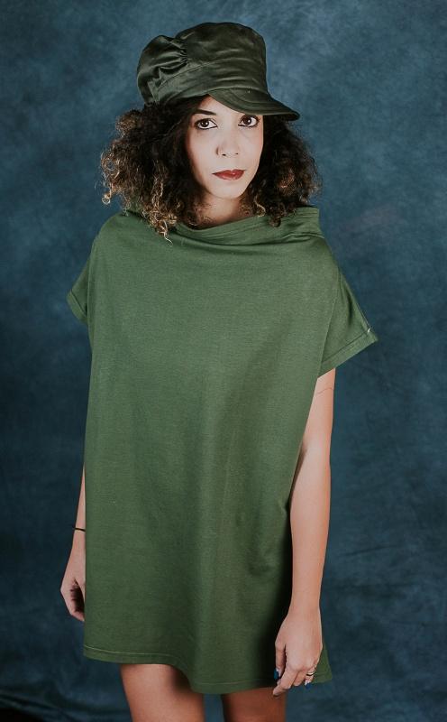 Trikošaty zelené bez motivu